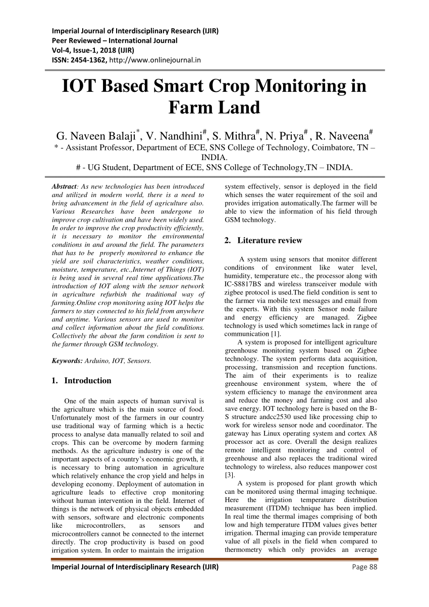 hight resolution of  pdf iot based smart crop monitoring in farm land