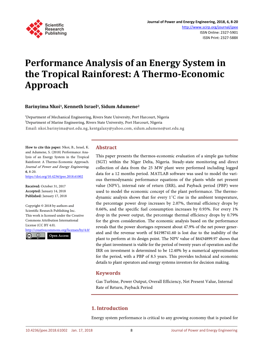 hight resolution of  pdf improvement of gas turbine performance based on inlet air cooling systems a technical review