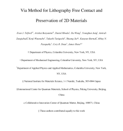 pdf via method for lithography free contact and preservation of 2d materials [ 850 x 1100 Pixel ]