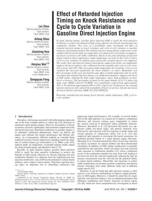 small resolution of  pdf research and application of over expansion cycle atkinson and miller engines a review