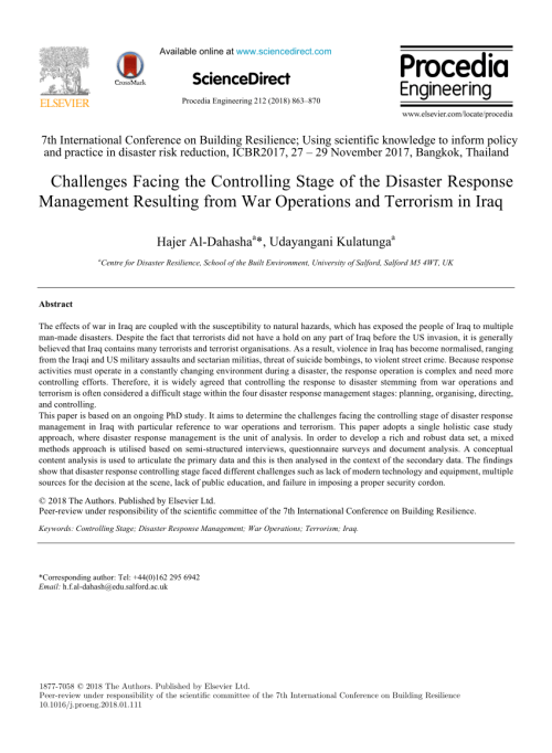 small resolution of  pdf disaster management in malaysia an application framework of integrated routing application for emergency response management system
