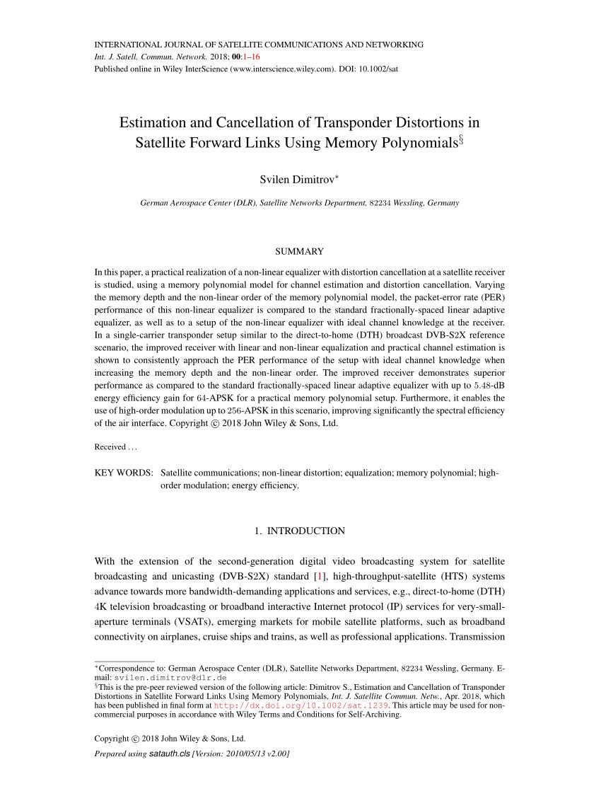 medium resolution of block diagram of a digital transmission scheme with an iterative download scientific diagram