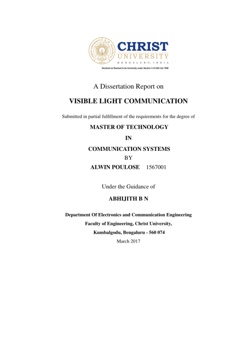 small resolution of  pdf visible light communication