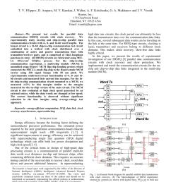 an 8 bit alu a block diagram b microphotograph of the chip download scientific diagram [ 850 x 1202 Pixel ]