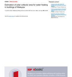 pdf a review of solar water heating systems [ 850 x 1203 Pixel ]