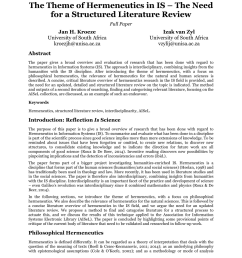 a hermeneutic framework for the literature review process boell download scientific diagram [ 850 x 1100 Pixel ]