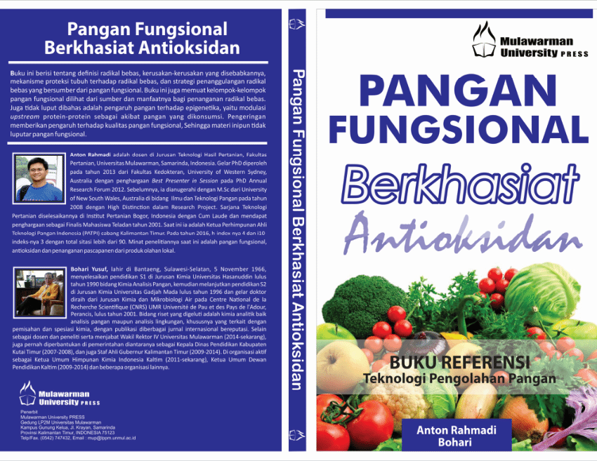 Contoh Makanan Fungsional Indonesia