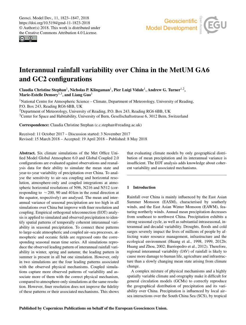 medium resolution of  pdf an automated quality control method for daily rain gauge data