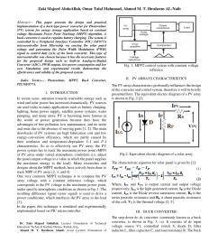 pdf enhancing the design of battery charging controllers for photovoltaic systems [ 850 x 1203 Pixel ]