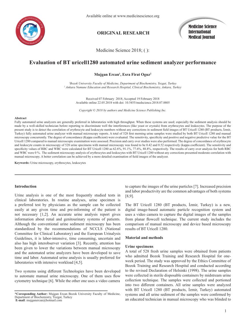 medium resolution of a passing bablock regression fits for comparisons of manual microscopy download scientific diagram