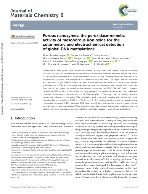 small resolution of  pdf iron oxide nanozyme a multifunctional enzyme mimetic for biomedical applications