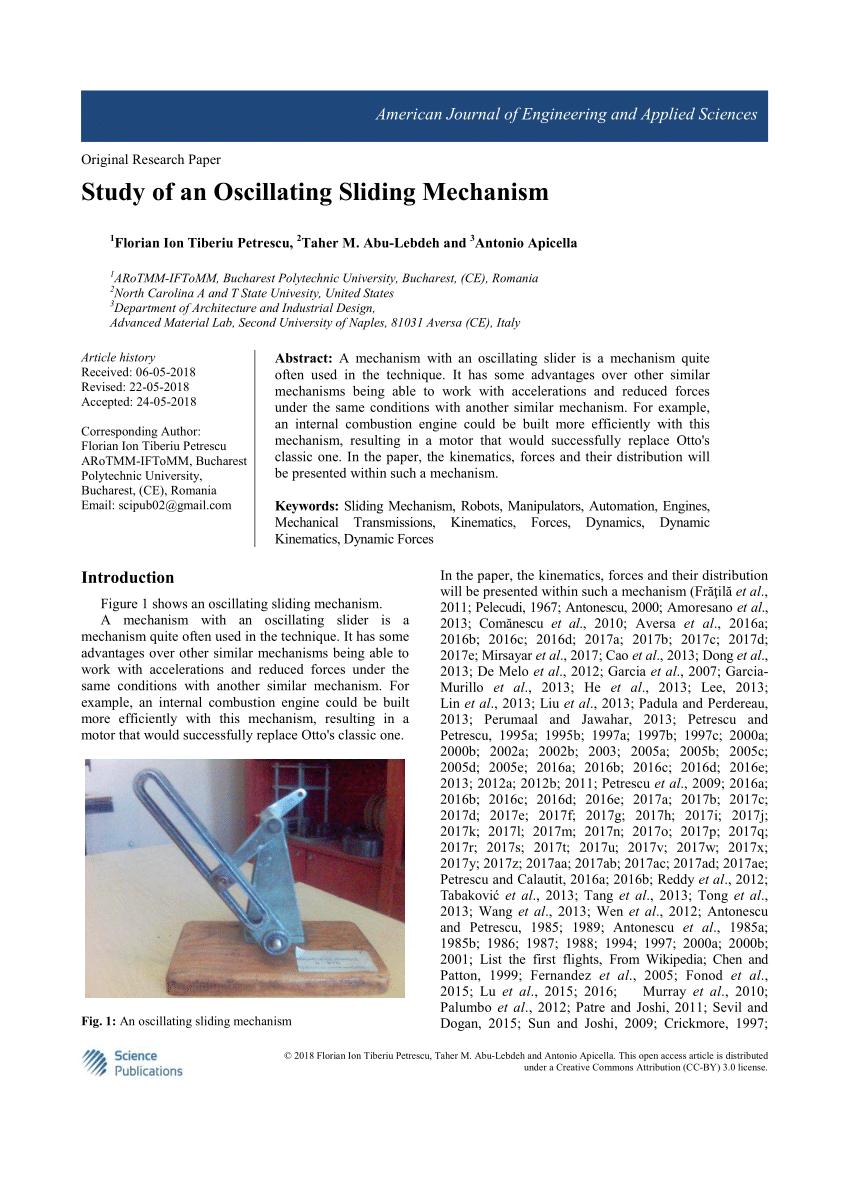 medium resolution of  pdf an otto engine dynamic model