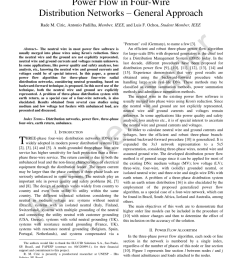 pdf power flow in four wire distribution networks general approach [ 850 x 1100 Pixel ]