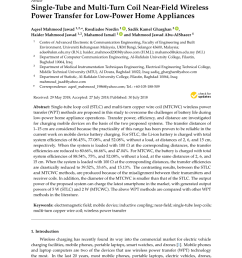 pdf a new technique for reducing size of a wpt system using two loop strongly resonant inductors [ 850 x 1202 Pixel ]