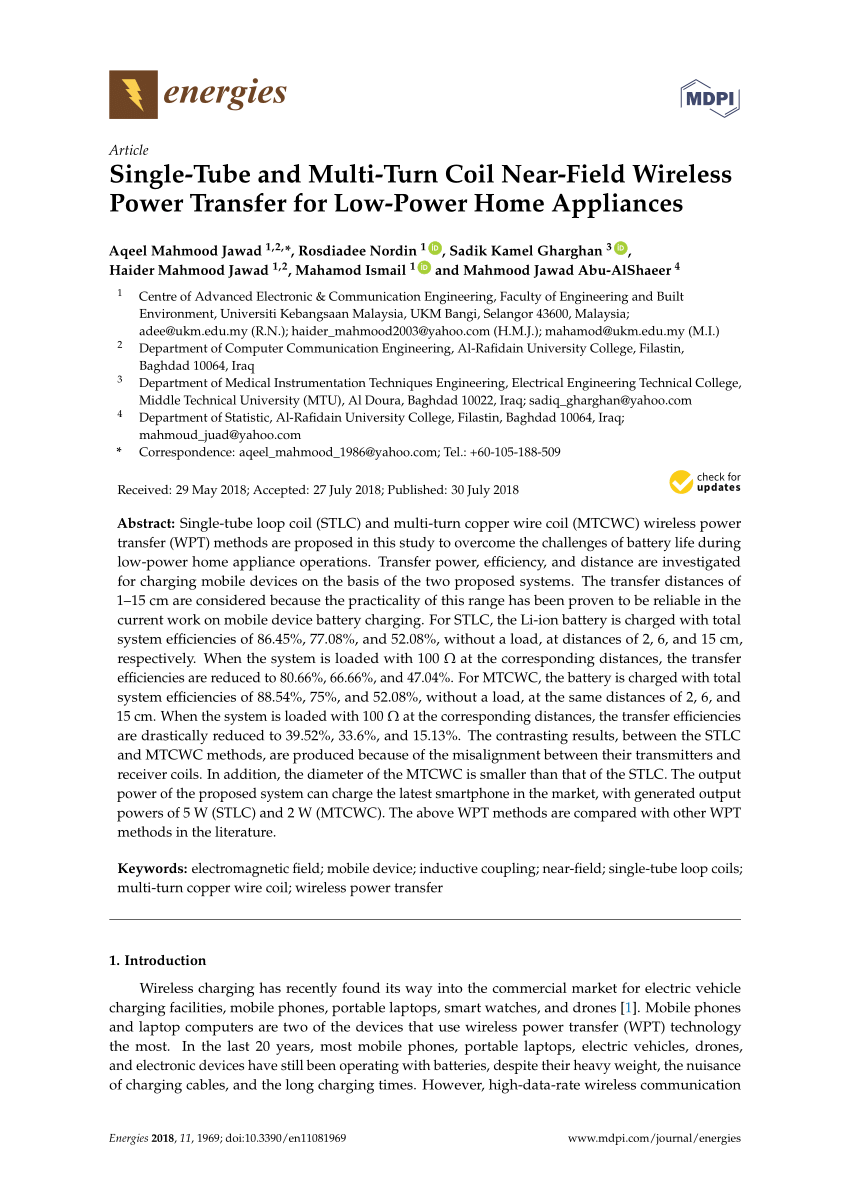 medium resolution of  pdf a new technique for reducing size of a wpt system using two loop strongly resonant inductors
