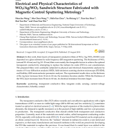 pdf conductive characteristics of indium tin oxide thin film on polymeric substrate under long term static deformation [ 850 x 1202 Pixel ]