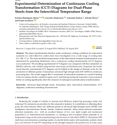 the calculation of ttt and cct diagrams for general steels n saunders request pdf [ 850 x 1202 Pixel ]
