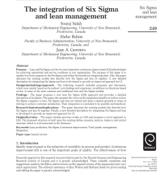 pdf conclusions and recommendations combining lean six sigma with process improvement [ 850 x 1114 Pixel ]
