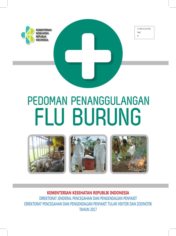 PDF) Pedoman Penanggulangan Flu Burung