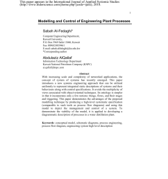pdf modelling and control of engineering plant processes [ 850 x 1100 Pixel ]