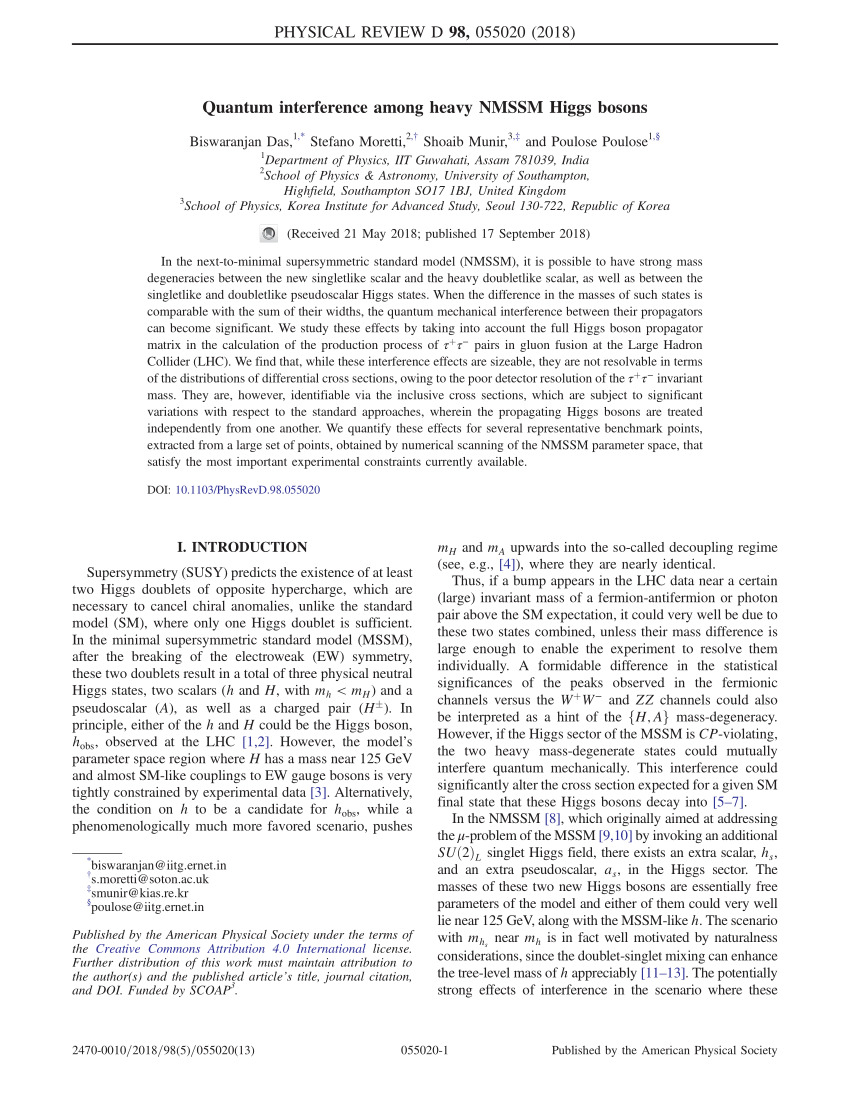 medium resolution of  pdf combined search for electroweak production of charginos and neutralinos in proton proton collisions at s 13 tev