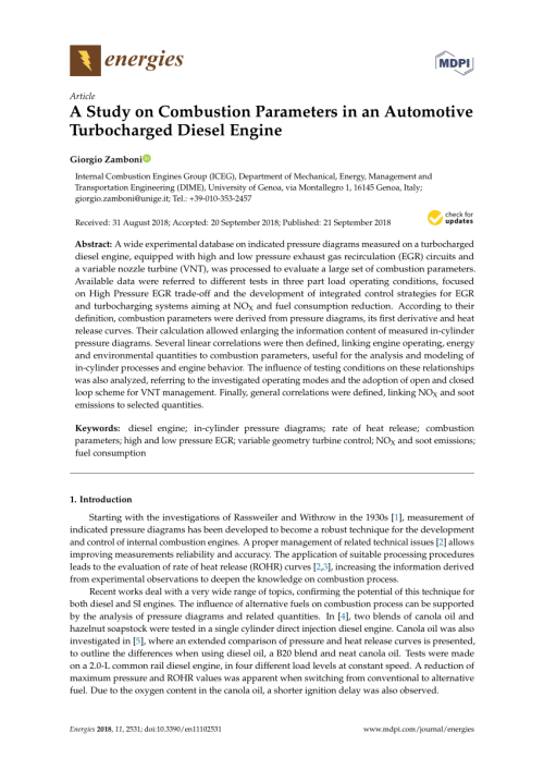 small resolution of  pdf a study on combustion parameters in an automotive turbocharged diesel engine