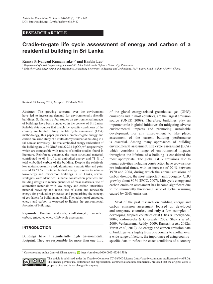 hight resolution of  pdf embodied energy of alternative building materials and their impact on life cycle cost parameters