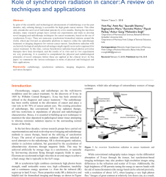 pdf high precision radiosurgical dose delivery by interlaced microbeam arrays of high flux low energy synchrotron x rays [ 850 x 1202 Pixel ]