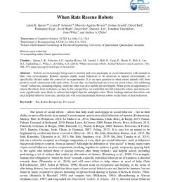 pdf when rats rescue robots [ 850 x 1100 Pixel ]