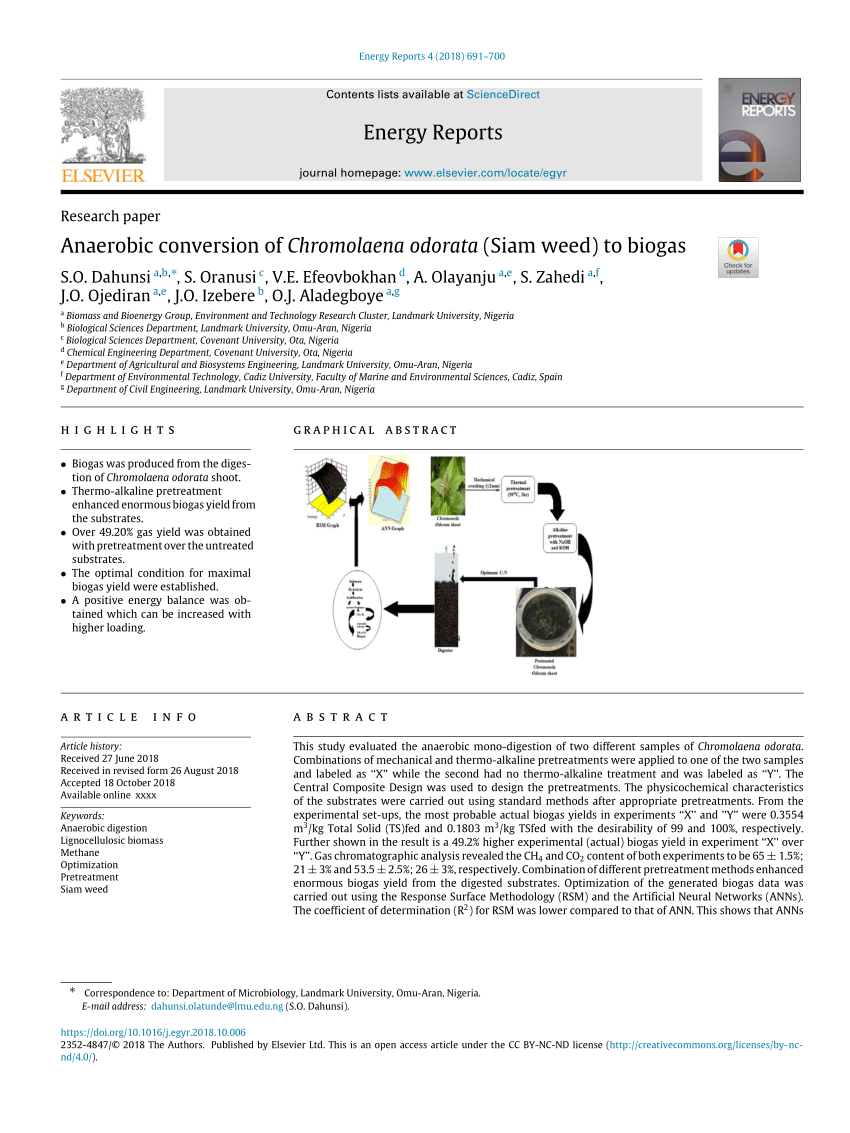 hight resolution of comparative biogas generation from fruit peels of fluted pumpkin telfairia occidentalis and its optimization request pdf