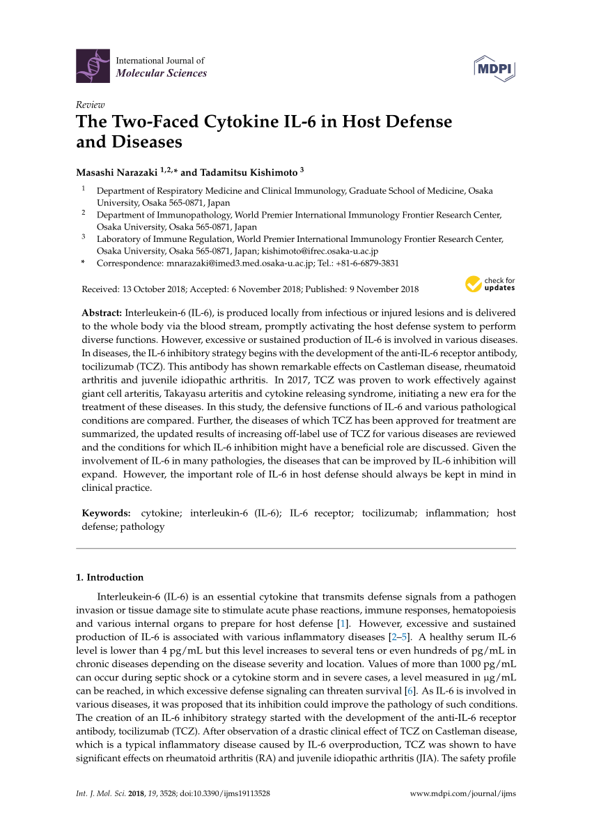 medium resolution of  pdf functional inhibition of hematopoietic and neurotrophic cytokines by blocking the interleukin 6 signal transducer gp130