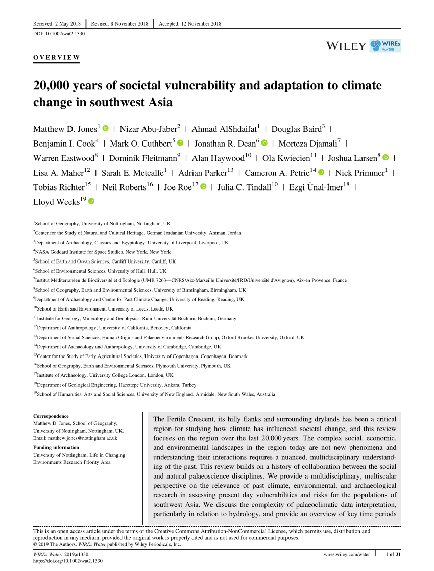medium resolution of  pdf a review of 2000 years of paleoclimatic evidence in the mediterranean