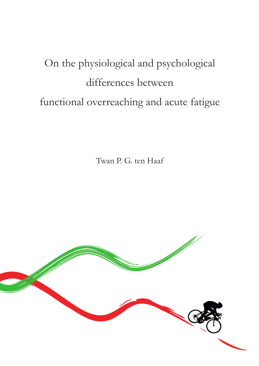 (PDF) On the physiological and psychological differences
