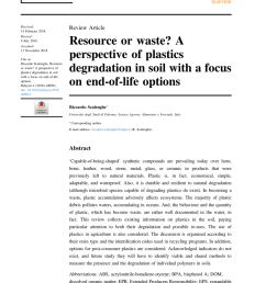 pdf mechanical and chemical recycling of solid plastic waste [ 850 x 1160 Pixel ]