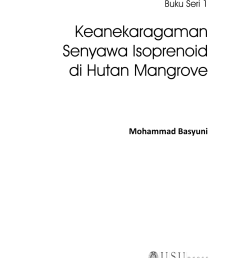 pdf keanekaragaman senyawa isoprenoid di hutan mangrove [ 850 x 1208 Pixel ]