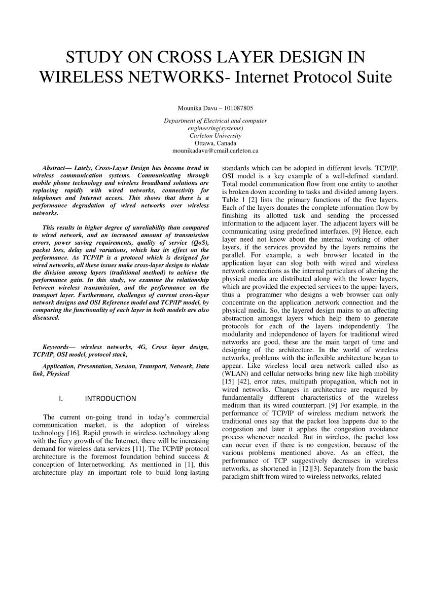 medium resolution of  pdf the osi reference model