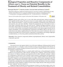 characterization of flavonoids in different cultivars of onion allium cepa l m marotti [ 850 x 1202 Pixel ]