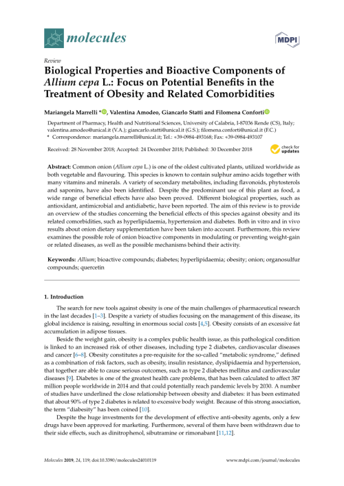 small resolution of characterization of flavonoids in different cultivars of onion allium cepa l m marotti