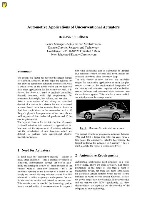 small resolution of  pdf automotive mechatronics