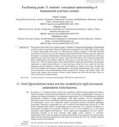 PDF) Facilitating grade 11 students' conceptual understanding of  fundamental acid-base models [ 1202 x 850 Pixel ]
