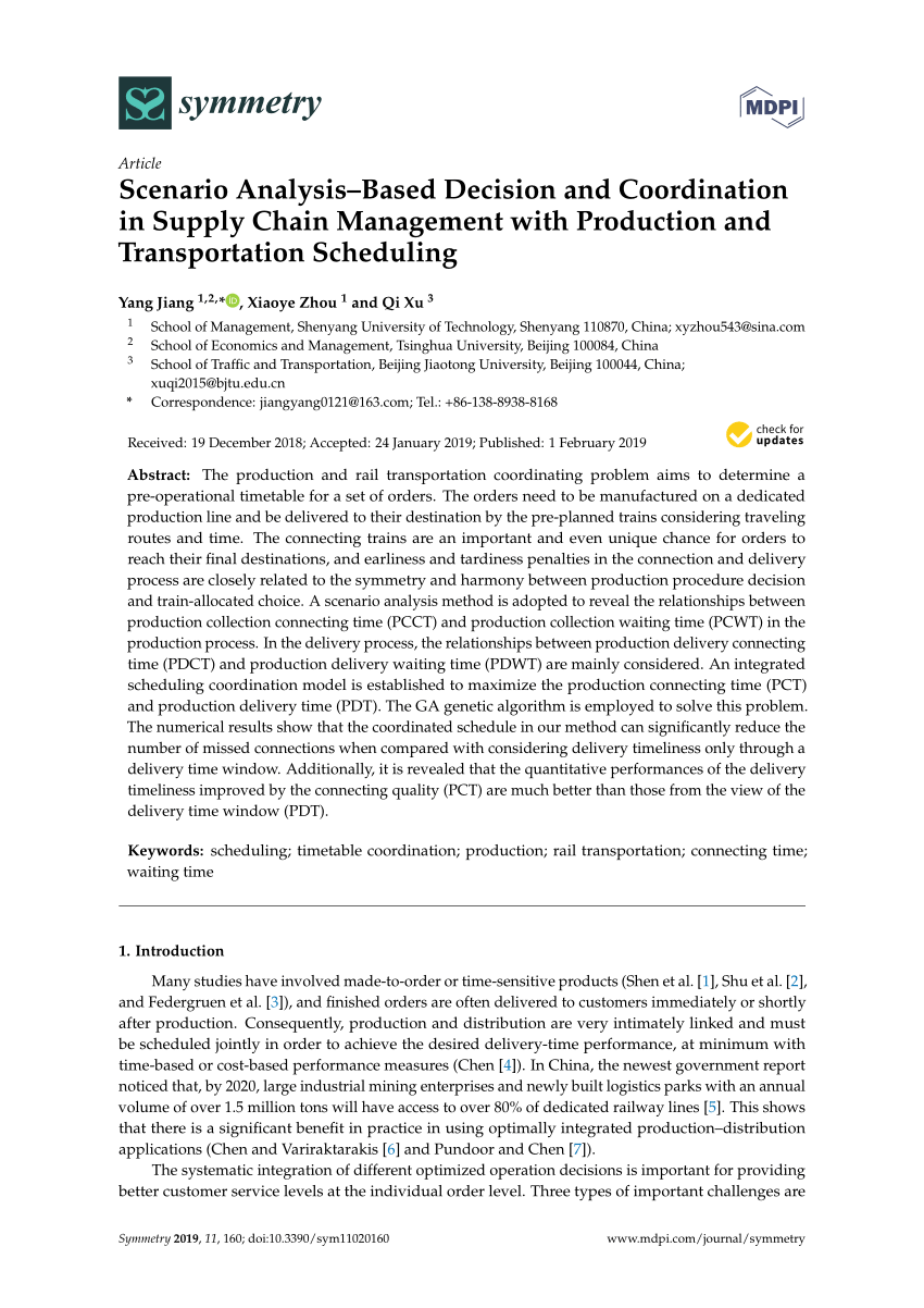 hight resolution of  pdf a time space network model based on a train diagram for predicting and controlling the traffic congestion in a station caused by an emergency