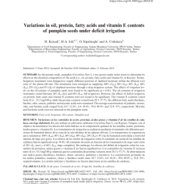 a review on pharmacological activities and utilization technologies of pumpkin fu caili request pdf [ 850 x 1202 Pixel ]