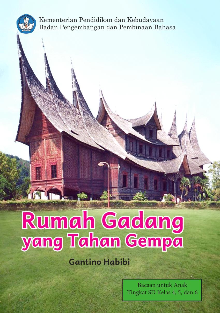 Atap Rumah Gadang Berbentuk Inspirasi Desain Rumah 16 Info Wisata Hits