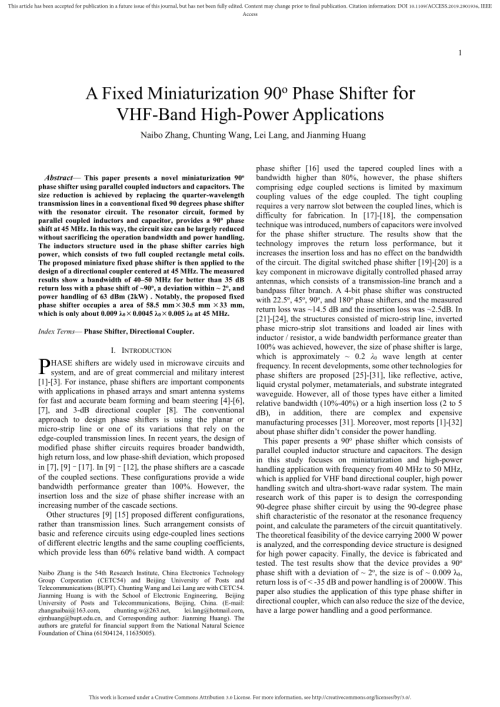 small resolution of  pdf a fixed miniaturization 90o phase shifter for vhf band high power applications