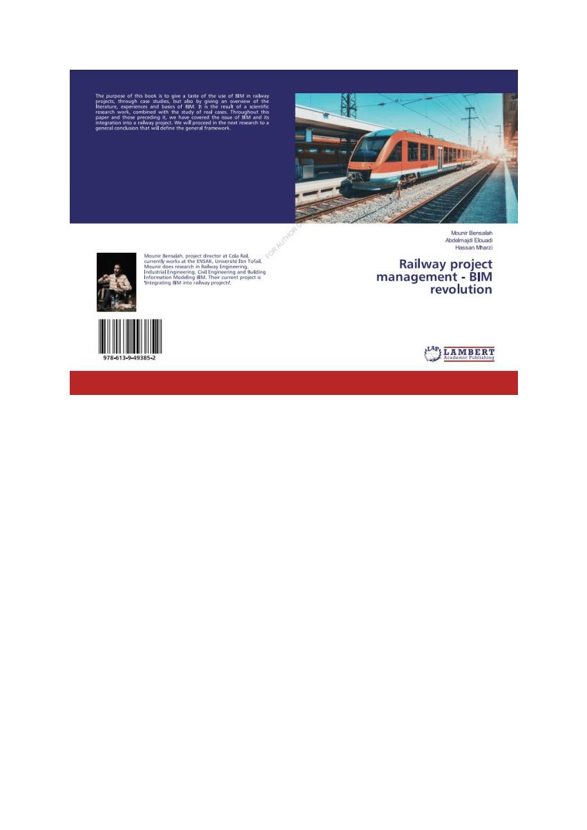 railway project management bim revolution