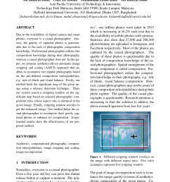learning the change for automatic image cropping jianzhou yan request pdf [ 850 x 1202 Pixel ]