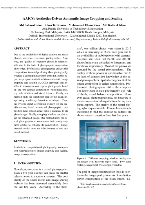 small resolution of learning the change for automatic image cropping jianzhou yan request pdf
