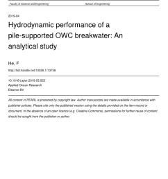 optimisation of turbine induced damping for an owc wave energy simple electric generator diagram angliacampus transformers how [ 850 x 1100 Pixel ]