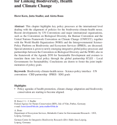 pdf nature based solutions to climate change mitigation and adaptation in urban areas [ 850 x 1290 Pixel ]