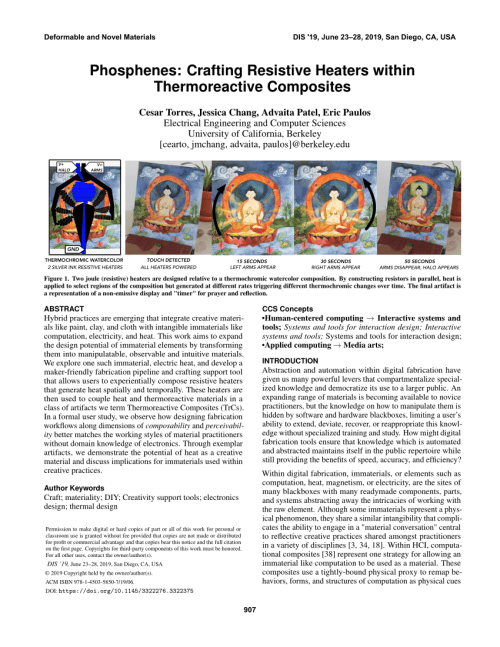 small resolution of  pdf thermorph democratizing 4d printing of self folding materials and interfaces